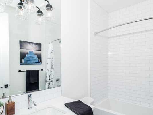 Basement Bathroom Full
